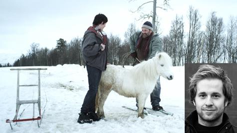 Levis hest med Torfinn 475x267