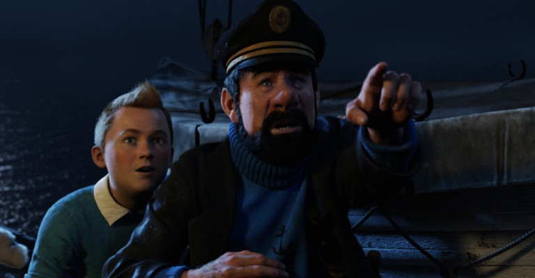Tintin: Den klare linjes nemesis