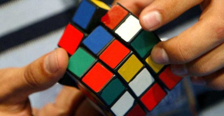 Rubiks kube:  EU-kommisjonen for begynnere