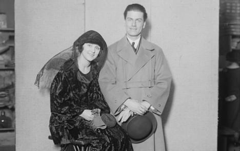 Tancred Ibsen og Lillebil