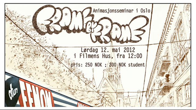 Frame by Frame: Animasjonsdag