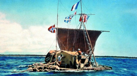Norges-premiere på Oscar-versjonen av Kon-Tiki
