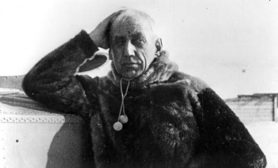 Ny film om Amundsen som mislykket eventyrer