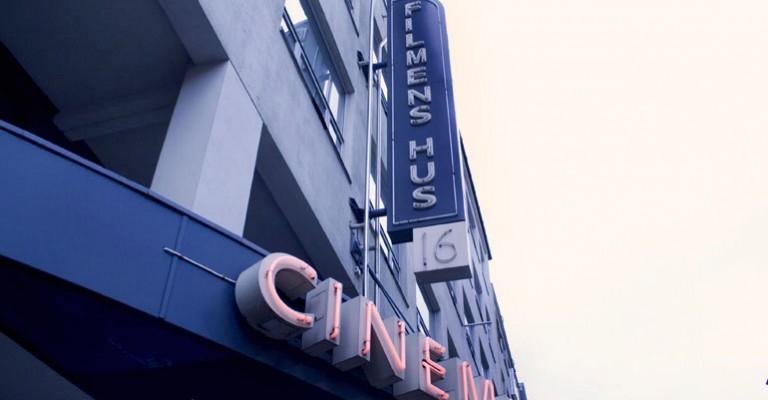 Filmens Hus – reddet av gongongen!