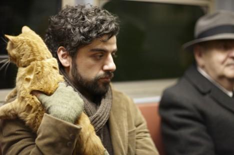 Oscar Isaac spås et stort gjennombrudd i rollen som Llewyn Davis.