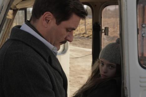 Alex Brendemühl som Josef Mengele og Florencia Bado som familiens datter i Wakolda.