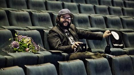 Gullstolen for beste kortfilm 2013 gikk til Izer Aliu for «Å vokte fjellet».