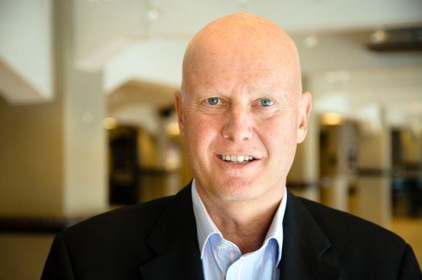 Filminstituttets direktør Sindre Guldvog.