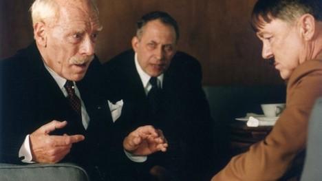 Max von Sydow møter Hitler i «Hamsun».
