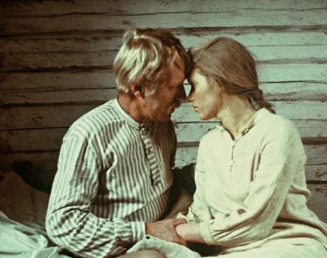 Max von Sydow og Liv Ullmann er to av Jan Troells yndlingsskuespillere. her i «Utvandrarna».