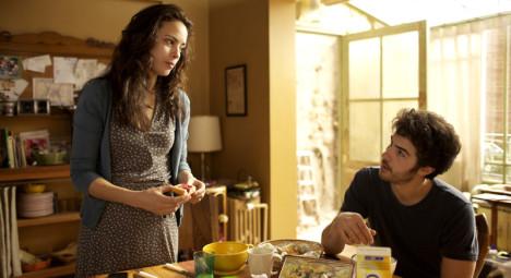 Bérénice Bejo og Tahar Rahim i «Fortiden» av Asghar Farhadi.