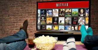 Monster produserer horrorserie for Netflix