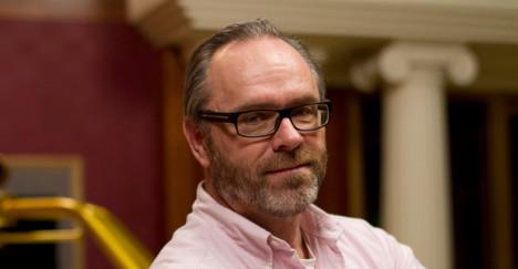 Arne Berggren.