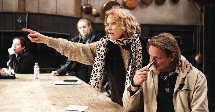 Hvordan snakke om makt og avmakt mellom skuespiller og regissør?