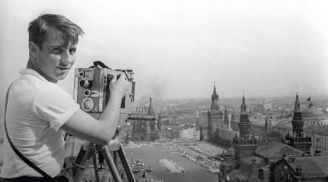 Gunilla Bresky har lagd en hyllest den russiske fotografen Vladislav Mikosja (1909–2004).