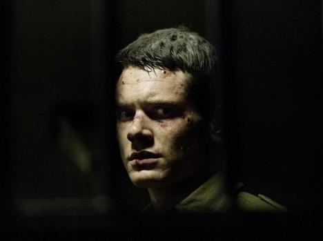 Jack O'Connell spiller soldaten Gary.
