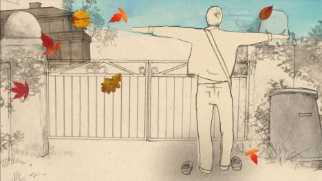 «Det var ikke jeg, det var fiskmåsen» av Julie Engaas.