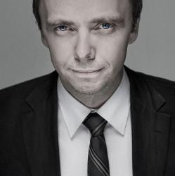 Geir Eikeland. Foto fra Twitter.