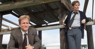 'True Detective' – making it messy!