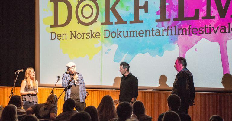 Den norske dokumentarfilmfestivalen: Dag 1