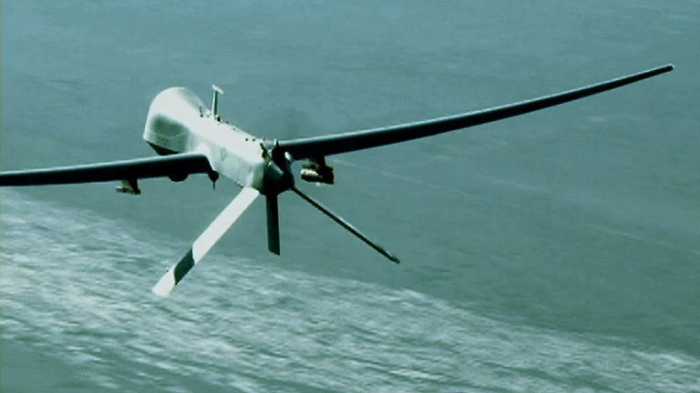 Drone-archive