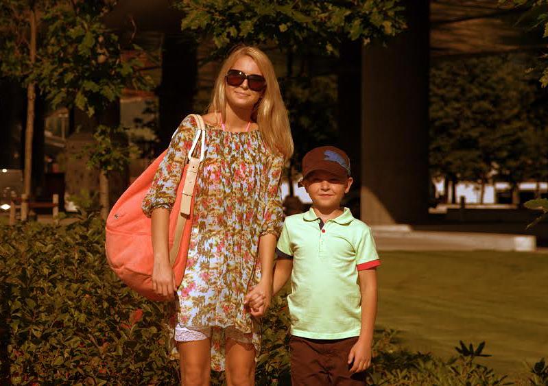 Storesøster og lillebror i «Reckless».