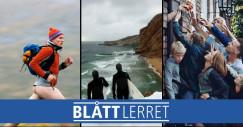 Blått Lerret web-tv: utdrag fra sesongstart høst 2014