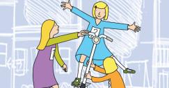 Å være lojal mot en sykkel
