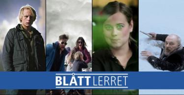 Blått Lerret web-tv: utdrag fra oktober 2014