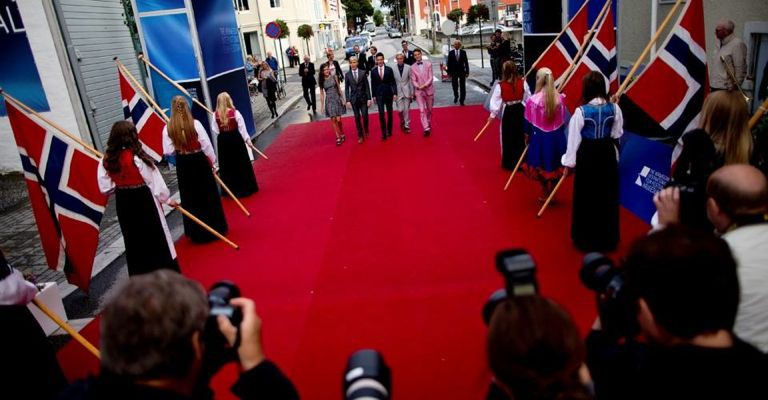 Den norske filmfestivalen lever i beste velgående!