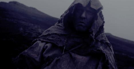 Ingar Helge Gimle i 'Morgenrøde'.