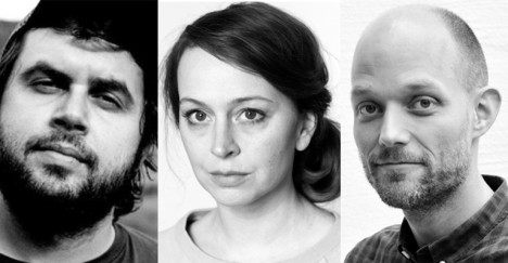 Hanne Myren, Eskil Vogt og Izer Aliu får VIP-stipend