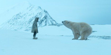 «Operasjon Arktis» rett inn på kinotoppen