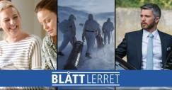 Blått Lerret web-tv: utdrag fra november 2014