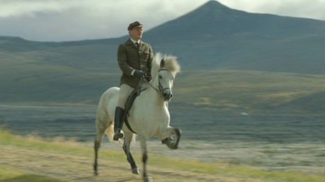 """Nordisk råds filmpris til islandske """"Om hester og menn"""""""