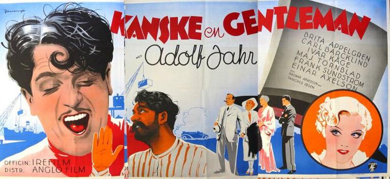 """""""Suksess med dårlige filmer"""" – Tancred Ibsens svenske filmer"""