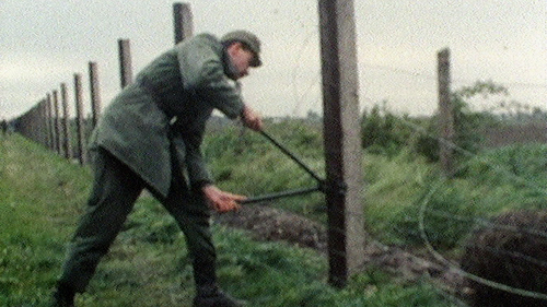 Cutting-barbed-wire-at-the-Austro-Hungarian-border-May-2nd-1989-Archive-OnlineFootage-tv