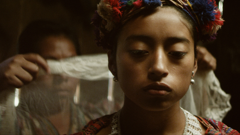 Maria Mercedes Coryo som datteren i IXCANUL.