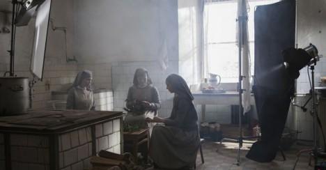Lysatte nonner 1