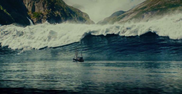 – Bølgen vil sette trusselen fra flodbølgen på kartet
