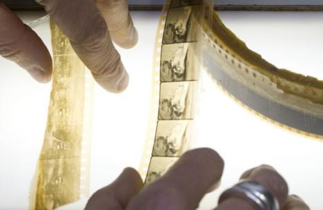 Konservering og restaurering av film