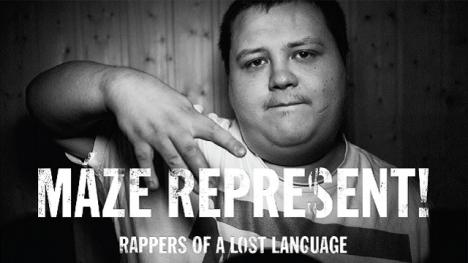 NFI-støtte til bl.a samisk rapper og den mystiske Granatmannen