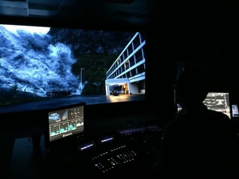 Colorgrading Bølgen on the brand new Baselight in ACES with colorist Cem at Storyline