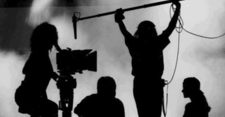 Så heldig du er, som får jobbe med film!