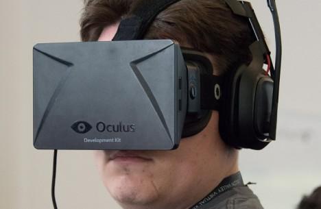 Oculus Rift-teknologien lanseres i hjemmeutgave etter nyttår. Foto: wikimedia commons