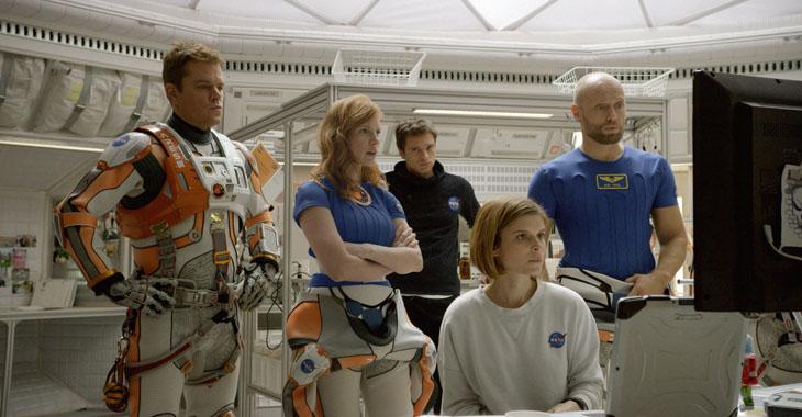 The Martian. Foto: Twentieth Century Fox Norway.