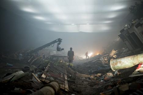 Etter katastrofen: En egen visuell verden. Foto: Eirik Evjen