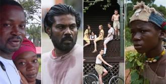 Filmhøsten speiler en verden på flukt