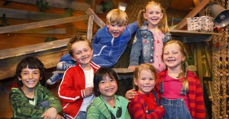 ILLUSTRASJON: Barnas Supershow, NRK.