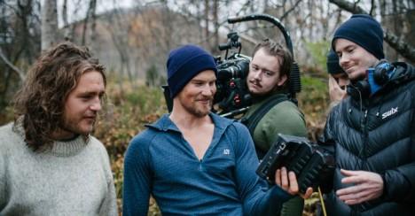 Ekstremsport-thrilleren Cave avslutter Haugesund